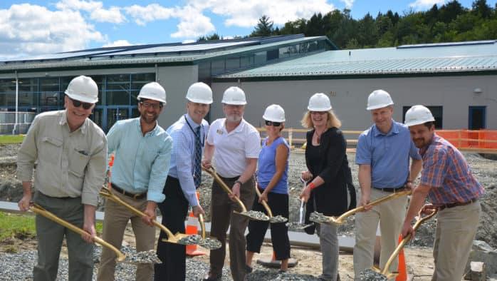 Upper Valley Aquatic Center expands