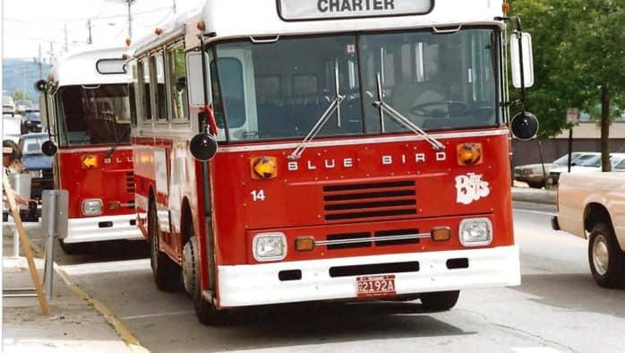 The Bus celebrates 40th anniversary