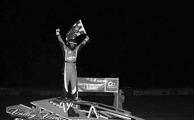 Durgan's win creates tie entering season finale