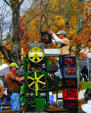 Mount Holly's Cider Days welcomes apple lovers for weekend activities