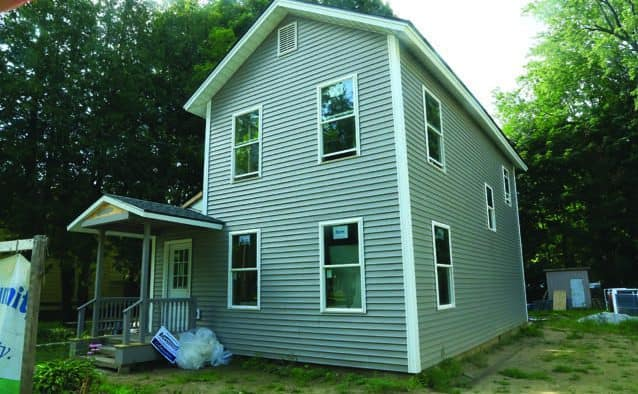 Habitat for Humanity of Rutland County to dedicate its first house