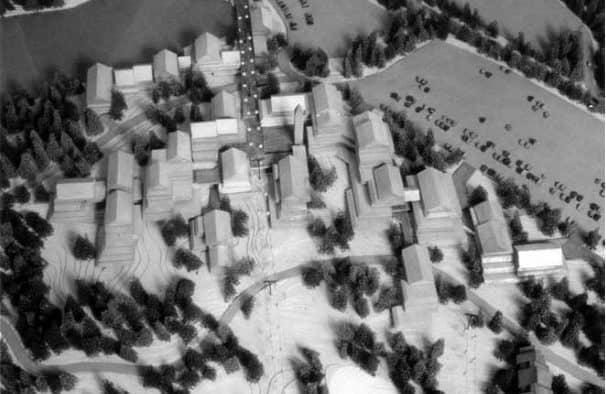 Killington's first village plans: progress and challenges