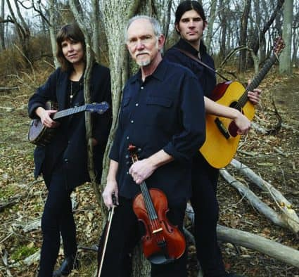 Molsky's Mountain Drifters perform at Chandler
