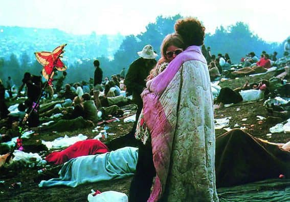 """Billings Farm screens film about the other """"Woodstock"""""""