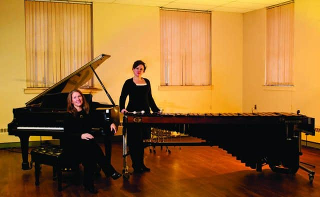 """The Ricochet Duo presents """"Wired"""" at Brandon Music"""