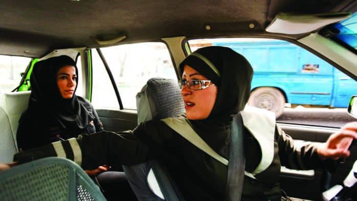 """Taxi Tehran"" documentary to be shown in Woodstock"