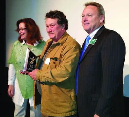 Greg Cox named Business Person of the Year