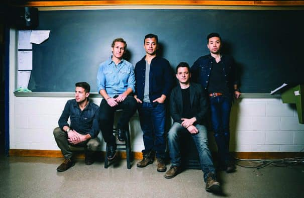 O.A.R. performs free concert