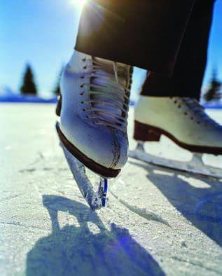 Rutland Rec offers figure skating classes
