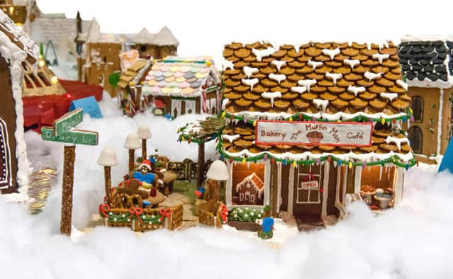 Deadline looms for gingerbread entries