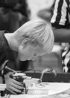 Norwich University to host annual Vermont FIRST® LEGO® League Championship for kids 9-14