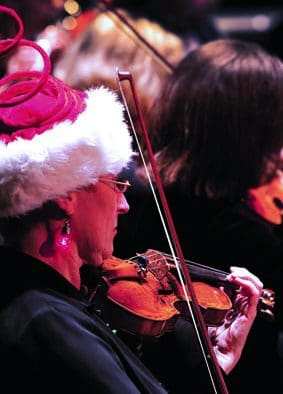 VSO Holiday Pops opens Sunday Matinee Series