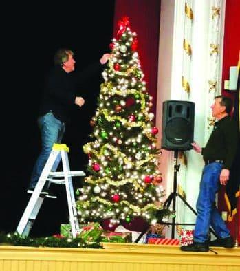 Community Christmas celebration featured at Ludlow auditorium