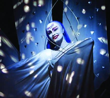 "Paramount screens special holiday encore of ""The Magic Flute"""