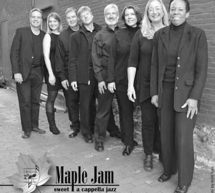 Maple Jam sings songs of the seasons at Brandon Music