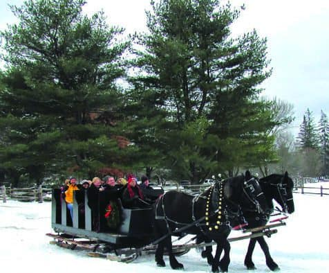 Christmas at the Farm continues at Billings
