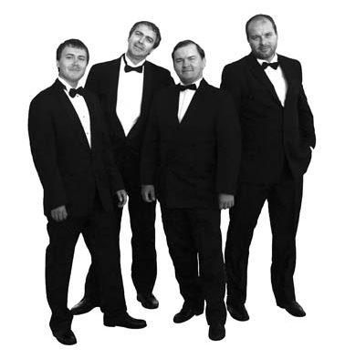 Brandon Music presents the St. Petersburg Men's Ensemble