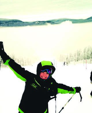 Killington offers youth race camps with Chelsea Marshall