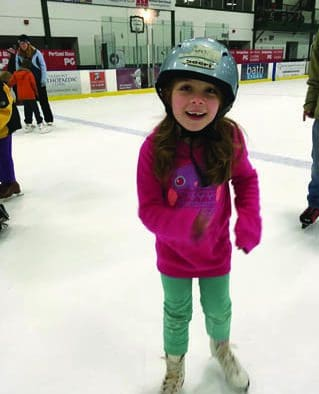 Ice is open to public at local rinks