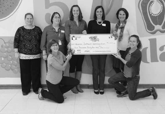 WSESU awarded school nutrition equipment grant