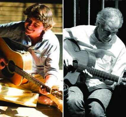 Leo Kottke and Keller Williams to share Paramount stage