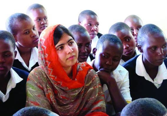 "Billings screens another award-winning documentary, ""He Named Me Malala"""