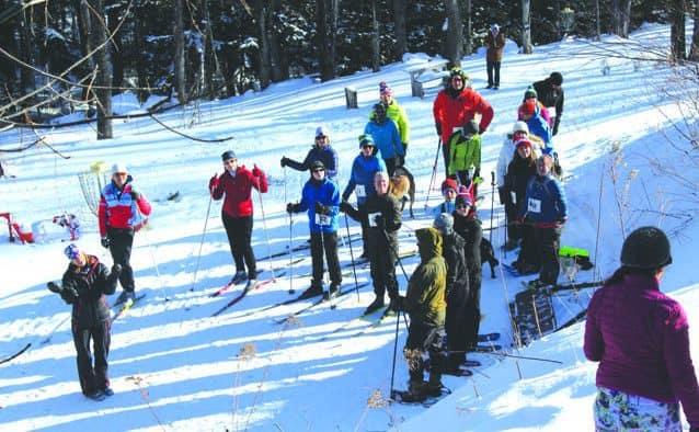 Killington Boot Camp 5K event draws dozens despite cold temps