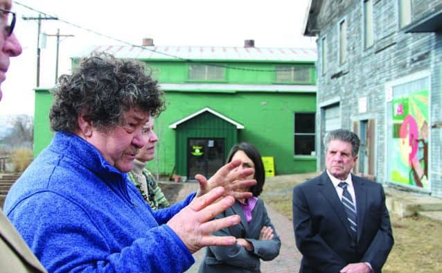 Vermont Farmers Food Center shares plans with Senate committees