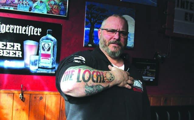 """Local"" owner closes tab"