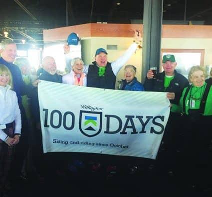 Teresa Giblin joins 100 Day Club