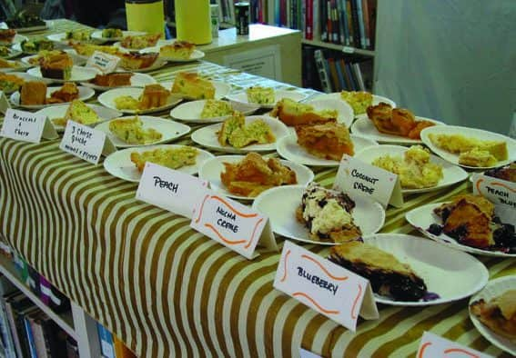 Much to pie lover's delight, annual event outgrows former location