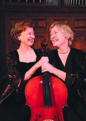 Davydov-Fanning duo celebrates 40 years together in concert at Brandon Music