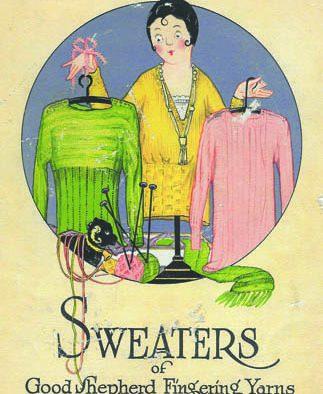 SVM welcomes master knitter Carolyn Webb