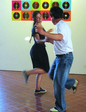 Pro instructor offers series of swing dance lessons