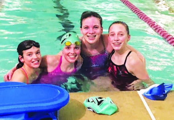 Killington Aquatic Club goes the distance