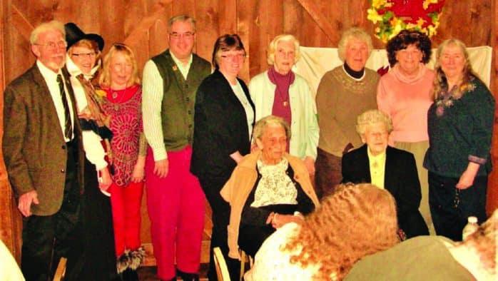 Poultney Area St. David's Society hosts dinner