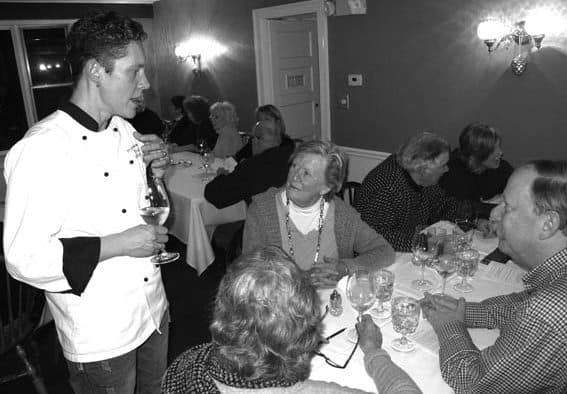 Two culinary classes impress local participants