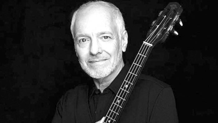 Rutland is only Vt. stop on Peter Frampton Raw acoustic tour