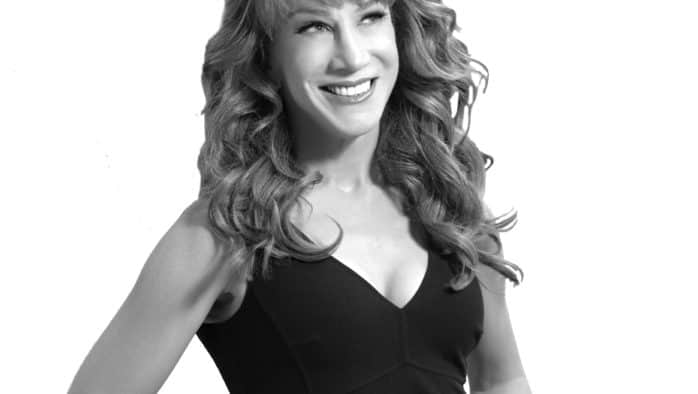 Comedian Kathy Griffin dishes on celebs in latest tour making Rutland stop, Sunday