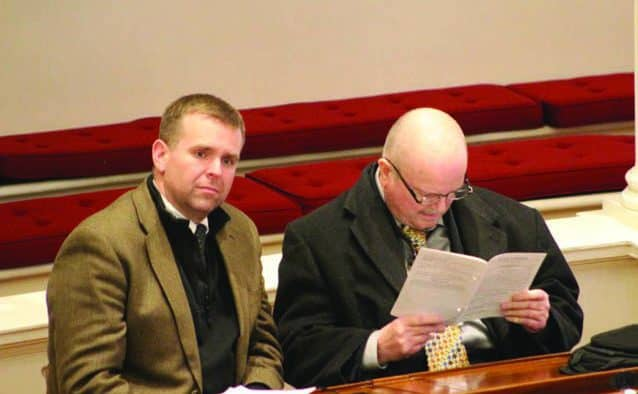 Rep. Job Tate to step down due to military deployment