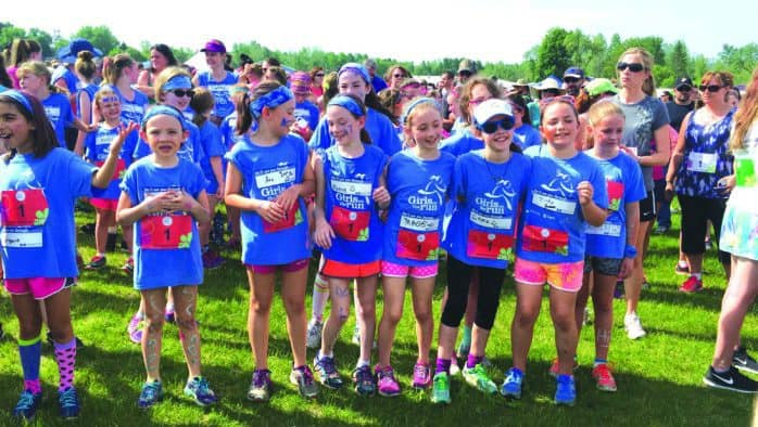 Celebration of girl power set to take place in Rutland 5K