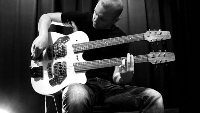 "Ian Ethan Case brings ""Meet the Beast"" tour to Brandon Music, debuting guitar"