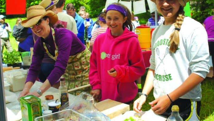 Trek to Taste celebrates National Trails