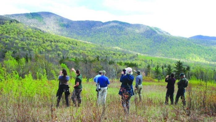 Birdseye Wildlife Management Area christened at gathering