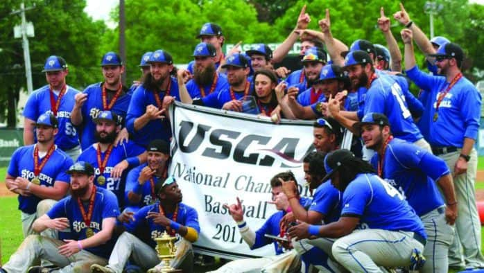 College of St. Joseph baseball named national champions
