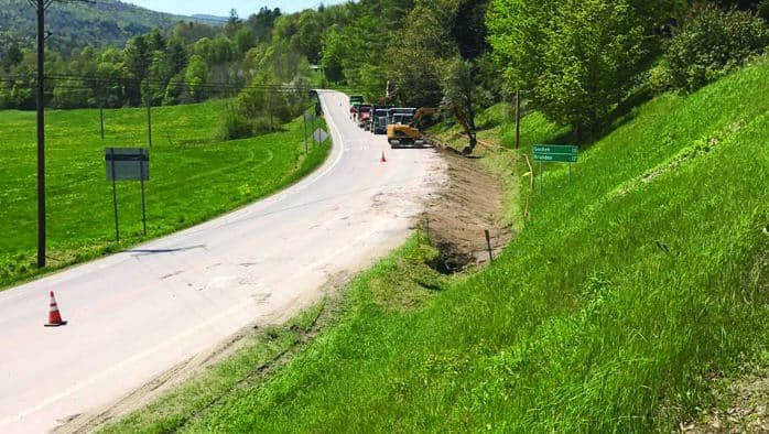 More drainage, paving construction to come