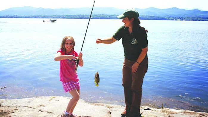 Fishing program expands at Vermont state parks