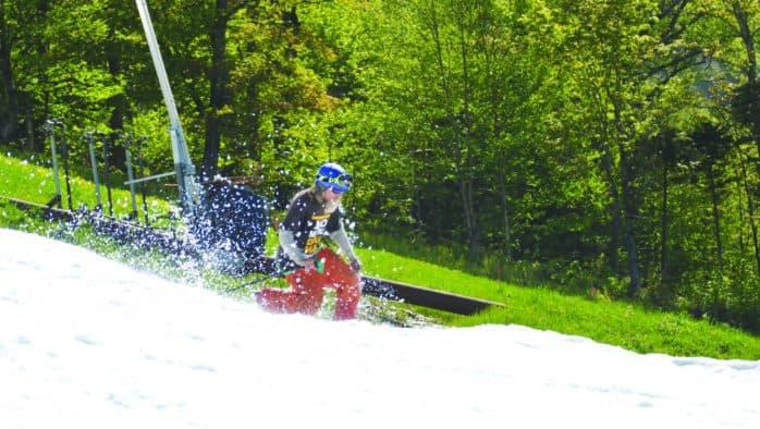 Hundreds hit the slope June 1