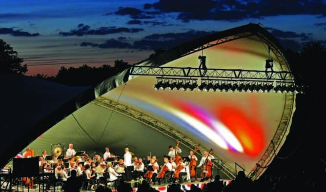 VSO Summer Festival Tour continues this week, with local-favorite Chittenden performance