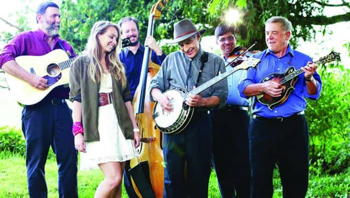 Catamount Crossing brings bluegrass to Fair Haven concert series